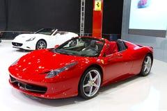 Salón del automóvil 2012 de Estambul Imágenes de archivo libres de regalías