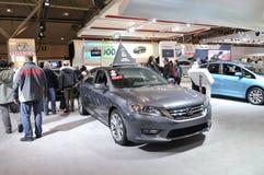 Salón del automóvil 2013 de Toronto Imágenes de archivo libres de regalías