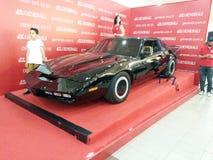 Salón del automóvil 2015 Estambul, pavo fotografía de archivo libre de regalías