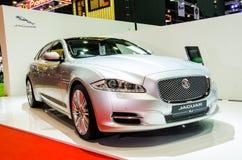 Salón del automóvil internacional 2015 de Bangkok Imagenes de archivo