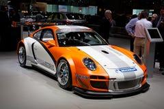Salón del automóvil internacional de Ginebra 81.a Foto de archivo