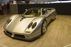 Salón del automóvil internacional 2019 de Ginebra imagen de archivo libre de regalías