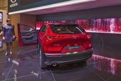 Salón del automóvil internacional 2019 de Ginebra imagenes de archivo