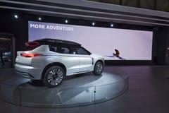Salón del automóvil internacional 2019 de Ginebra foto de archivo