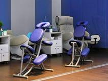 Salón del masaje Imagenes de archivo