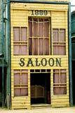 Salón en el oeste salvaje Foto de archivo