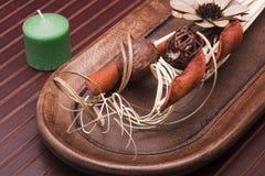 Salões de beleza dos TERMAS de Aromatherapy Imagens de Stock