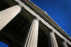 Salões de justiça Imagens de Stock