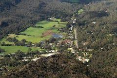 Salões Gap, Victoria da vigia de Boroka - Grampians Fotografia de Stock Royalty Free
