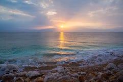 Sal del mar muerto fotografía de archivo libre de regalías