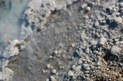 Sal do mar inoperante Imagens de Stock Royalty Free