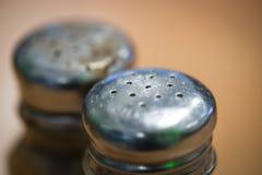 Sal e pimenta 2 Imagem de Stock Royalty Free