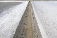 Sal seco Fotos de Stock