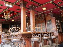 Sal & uísque, Horton Grand Hotel fotografia de stock