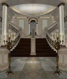 sala (1) luksus royalty ilustracja