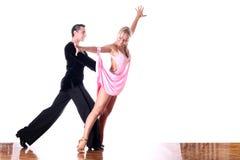 sala balowa tancerze Obrazy Stock