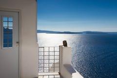 Sala com uma vista Imagem de Stock Royalty Free