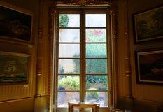 Sala com uma vista Imagem de Stock