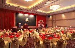 Sala da ballo Fotografie Stock
