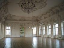 Sala da ballo Immagini Stock