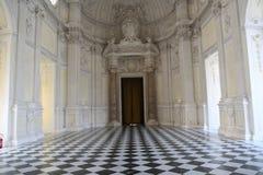 Sala da ballo reale della residenza Fotografia Stock