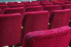 Sala da concerto Fotografia Stock