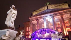 Sala da concerto a Berlino Fotografia Stock Libera da Diritti