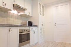 Sala da cozinha Fotos de Stock Royalty Free