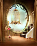 Sala da elegância Fotos de Stock Royalty Free