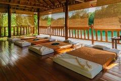 Sala da massagem em Tailândia Fotografia de Stock
