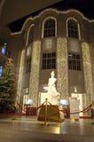 Sala da mostra da fabricação da porcelana de Meissen Imagens de Stock Royalty Free