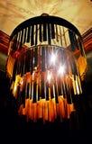 Sala da pranzo di lusso Fotografia Stock