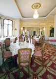 Sala da pranzo elegante Fotografia Stock Libera da Diritti