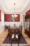 Sala da pranzo elegante Immagine Stock