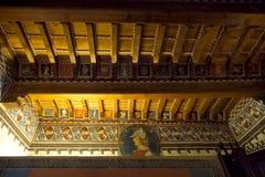 sala da pranzo 172_Medieval Fotografia Stock