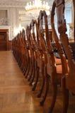 Sala da pranzo reale Fotografie Stock Libere da Diritti