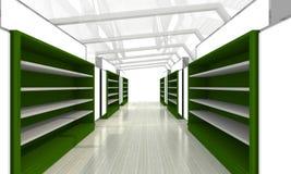 Sala de armazenamento Imagens de Stock Royalty Free