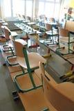Sala de aula imagem de stock