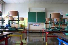 Sala de aula Fotos de Stock Royalty Free