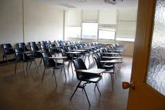 Sala de aula Imagens de Stock