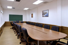 Sala de aula 3 Foto de Stock Royalty Free