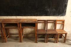 Sala de aula Imagem de Stock Royalty Free