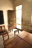 Sala de aula Foto de Stock