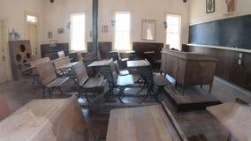Sala de aula da escola da chita
