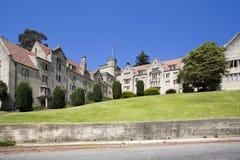 Sala de aula de Uc Berkeley Foto de Stock Royalty Free