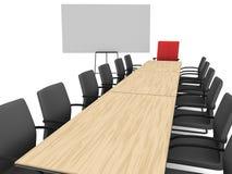 Sala de aula e escritório ilustração stock
