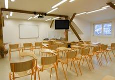 Sala de aula vazia Fotos de Stock Royalty Free