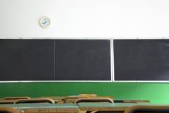 Sala de aula vazia Imagens de Stock Royalty Free