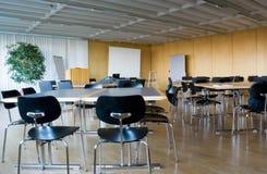 Sala de aula vazia Imagem de Stock Royalty Free