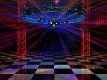 Sala de baile Imagenes de archivo